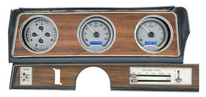 Dakota Digital 70 71 72 Oldsmobile Cutlass Analog Gauges System Vhx 70o Cut S B