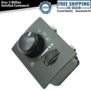 Headlight Dome Light Dimmer Switch For Chrysler 300 Dodge Charger Magnum New
