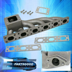 For 92 99 Bmw E36 3 Series M50 M52 T3 Cast Iron Performance Turbo Manifold