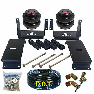 Air Helper Spring Kit 1980 97 Ford F350 2wd Truck Suspension Over Load