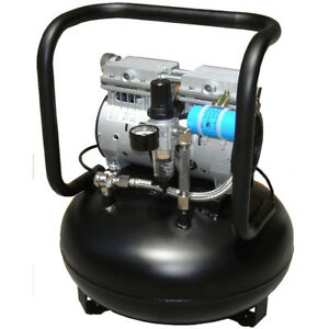 Silentaire Amp 50 24 Oilless Compressor 5 8 Hp