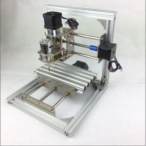 Cnc Mini Milling Engraving Machine 3 Axis Router Kit Diy Pcb Wood Acrylic Carve