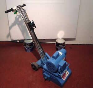 Bartell 8 Floor Grinder Scarcifier Polisher Concrete Grinding Polishing