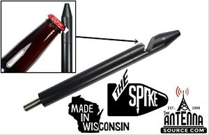The Spike Black Ammo Antenna Fits 1999 2005 Dodge Neon
