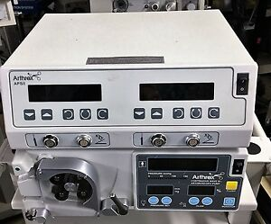 Arthrex Aps Ii Control Console And Continuous Wave Iii Arthroscopy Pump