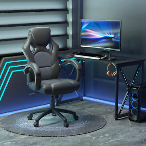 Race Car Style Executive Gaming Office Chair High Back Home Office Furniture