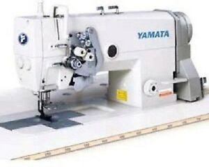 Yamata1541s Industrial Walking Foot Sewing Machine With Safety Clutch Juki Copy