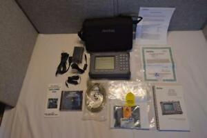New Anritsu Site Master S331c Handheld Cable And Antenna Analyzer