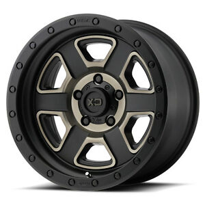 5 18 Xd Fusion Black Tint Wheels Jeep Wrangler Jk 33 Toyo At2 Tires Package