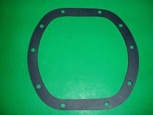 Willy S And Jeep Dana 25 27 30 Differential Cover Gasket 8120360