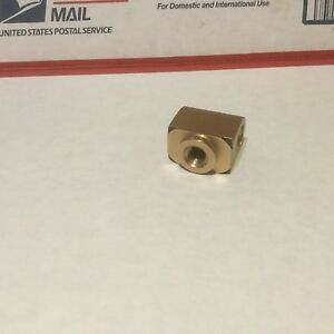 14 1 2 South Bend Lathe Crossfeed Lead Screw Nut