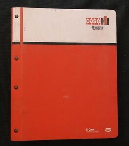 Case Ih Steiger Cougar 9150 Tractor Parts Catalog Manual Very Good Shape