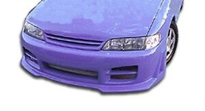 94 97 Honda Accord 4 Cyl Duraflex R34 Front Bumper 1pc Body Kit 101476