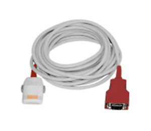 Masimo 2059 Red Pc 08 Lnop 20 pin Spo2 Patient Cable 8 Ft Each