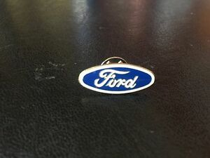 Vintage 1950s 1960s Style Accessory Ford Motor Company Automobile Pin
