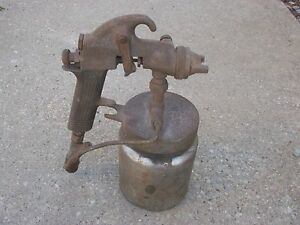 Binks Model 29 Paint Spray Gun