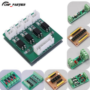 1 4 8 Channel Optocoupler Isolation Module Opto isolator H l Level Module Lot