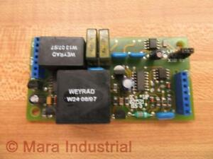 Invensys 021521 Circuit Board