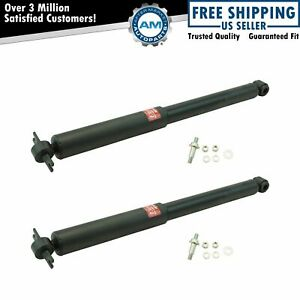 Kyb Excel g 343130 Rear Shock Absorber Lh Rh Pair For Chevy Pontiac Cadillac
