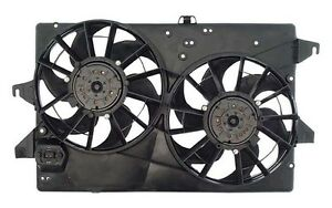 New Dorman Dual Cooling Fan Assembly 620 104 For 95 00 Ford Contour 7061038