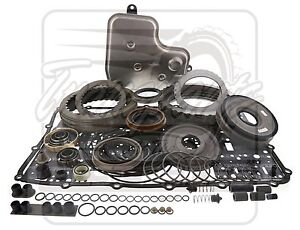 Fits Ford 6r140 F250 F350 Transmission Deluxe Overhaul Rebuild Kit 2011 on