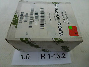 Wago 750 403 Unused Boxed Pack Of 10