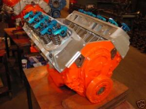 Chevy 427 496 Bbc Camaro Chevelle Ss Race Rebuilt Engine