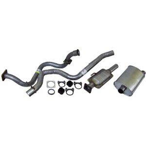 Exhaust System New Jeep Wrangler 1991 1992 36 2406 52006626k