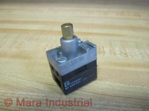 Crouzet 81 526 001 Adj Flow Restrictor 81526001 New No Box
