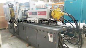 120 Ton 8 Oz Van Dorn Injection Molding Machine 97 just Reduced