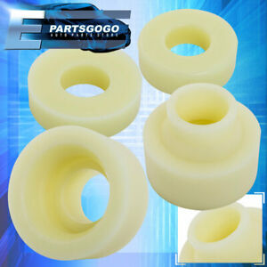 For 1999 2004 Jeep Grand Cherokee Wj Lift Kit Front Rear 2 Spring Spacers White
