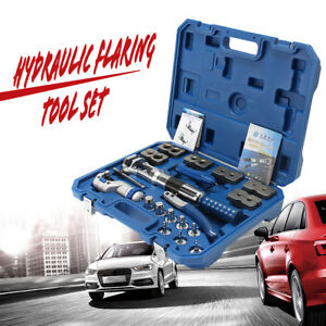Wk 400 Universal Hydraulic Expander Flaring Tool Pipe Fuel Line Kit