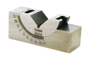 Precision 0 60 Degree Adj Angle Block 4x1 13 16x1 3 16