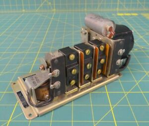 Industrial Timer Corp Model Rc 0 Timer W Bodine Electrical Motor