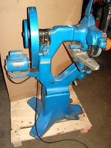 See Video Interlake S3a Industrial 3 4 Stitcher Wire Binder Stapler Binding