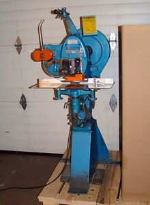 See Video Works Great Interlake S3a Industrial 3 4 Stitcher Wire Binder Stapler