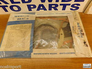 Austin Morris Mini Cooper 850 950 997 1100 Lower Engine Gasket Set To 1965