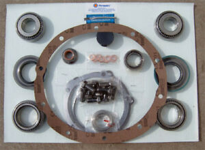 9 Inch Ford Master Bearing Installation Kit 9 3 06 Solid Spacer Timken