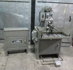 Sunnen Model Mbb 1650 Ms Manual Stroke Hone Precision Honing Machine W Tooling