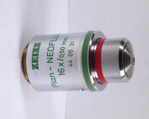 Zeiss Plan neofluar 16x Ph2 Imm Muti Immersion Phase Microscope Objective