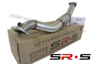 Srs Acura Ilx 2015 K24 Civic Si 2012 Stainless Bell Mouth Header Downpipe N a