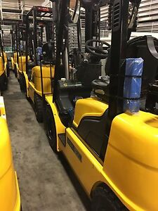 Hyundai Forklift 5000 Lbs Used Lease 60 Months For 470 00 Warranty