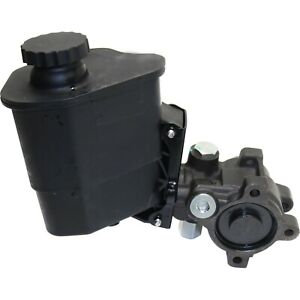 Power Steering Pump For 2002 2007 Dodge Ram 1500 Except Zf Pump W Reservoir
