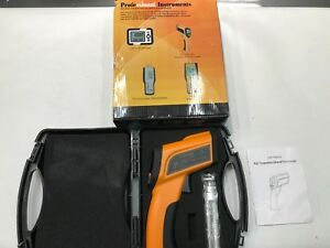 Blu7ive Non contact Digital Infrared Laser Thermometer Gun Pyrometer l12