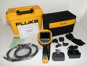 Fluke Ti200 Infrared Camera 60hz Industrial Thermal Imager W Fluke Connect New