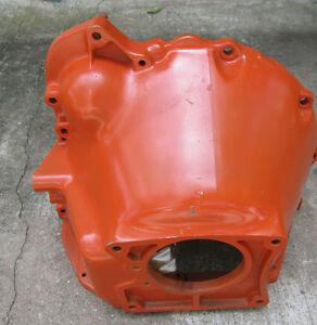 1967 Up Dodge Mopar Chrysler 225 Bell Housing 2658957 Slant 6 Duster Cuda