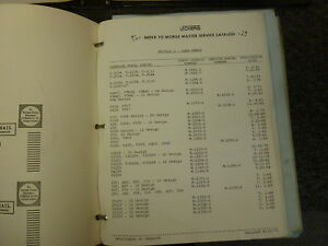 1971 Vickers V Vtm G M Pvc Cmd Cm S Md Master Shop Service Repair Manual