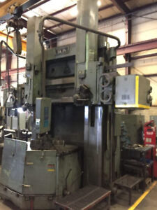 55 Tos hulin Double housing sk14 Vertical Boring Mill 28223