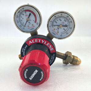 Radnor Model G350 15 510 Heavy Duty Acetylene Single Stage Regulator