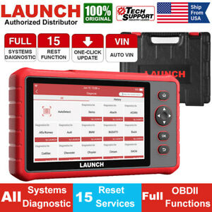 Launch X431 Crp 909 X Pro Auto Full System Diagnostic Obd2 Scanner Code Reader